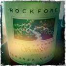 Rockford Sémillon 2006