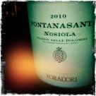 Fontanasanta Nosiola 2010