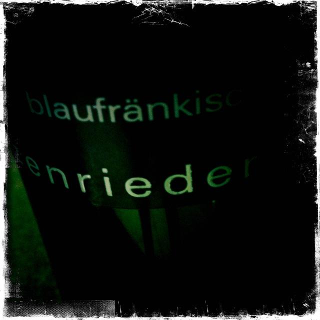 Weingeniesser_Münzenrieder_Blaufränkisch