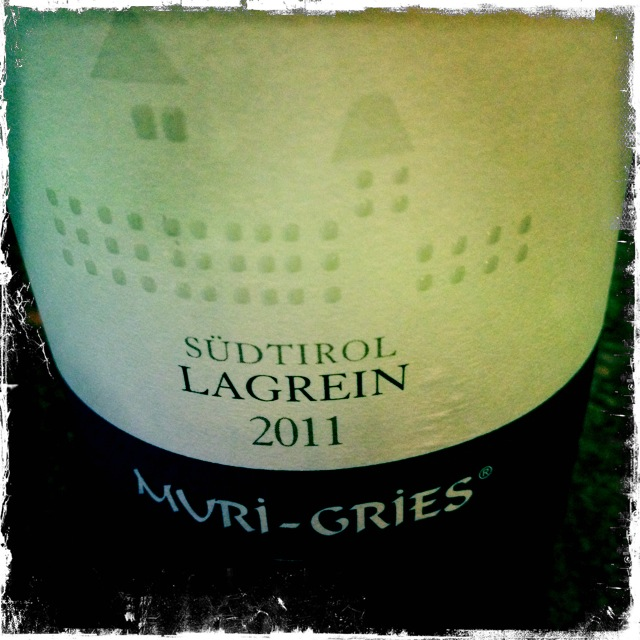 Abtei Muri-Gries: Lagrein 2011