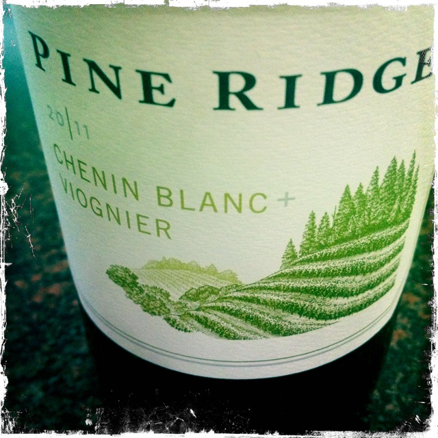 WeingeniesserCH_PineRidge_CheninBlancViognier_2011