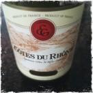 Guigal: Côtes du Rhône 2011