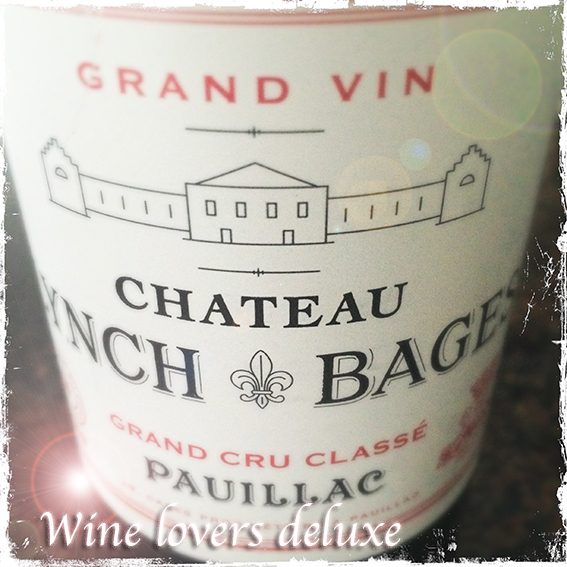 Wine lovers deluxe: Château Lynch Bages