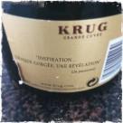 WeingeniesserCH: Krug Grande Cuvée back