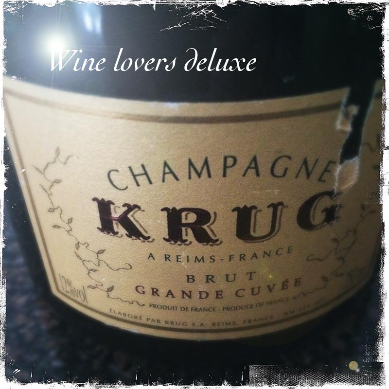 Weingeniesser.ch: Wine lovers deluxe Krug
