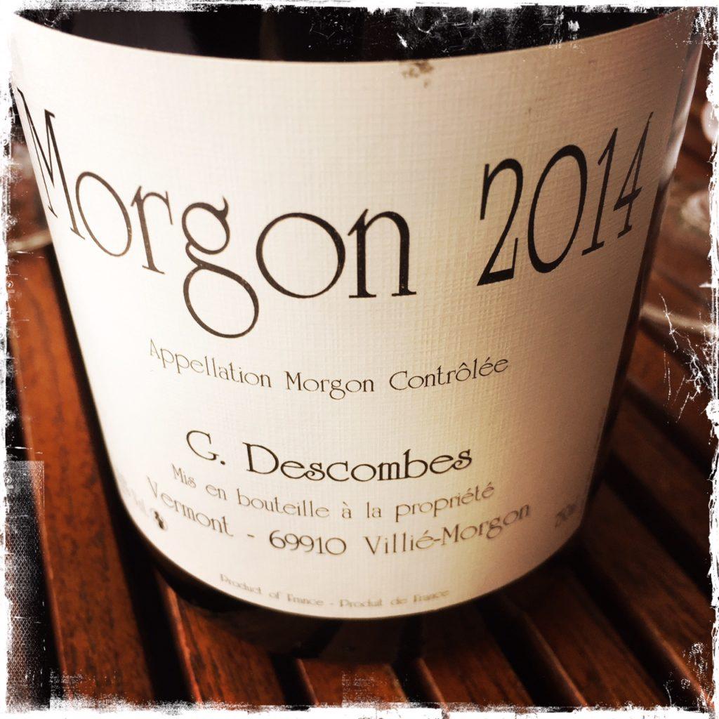 Weingeniesser.ch: Georges Descombes